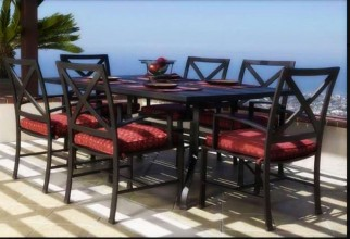 1600x1117px Aesthetically Furnished Deck Chair Sets Picture in Chair