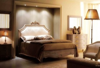 1600x1007px Cream And Brown Combo Bed Furniture Picture in Bedroom