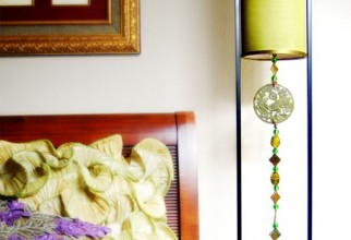 1600x2132px Designer Lamp Colorful Beads Picture in Furniture Idea