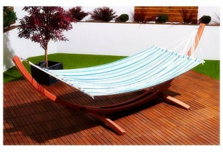1600x1333px Outdoor Garden Bow Hammock Picture in Furniture Idea