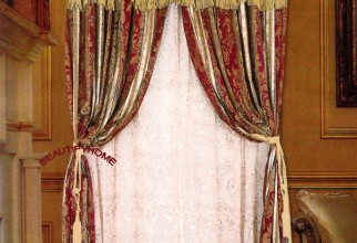 600x736px Curtains And Draperies Picture in Curtain