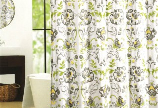 800x830px Cynthia Rowley Shower Curtain Picture in Curtain