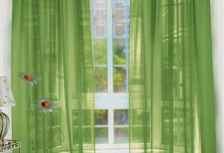 1245x1600px Door Window Curtains Picture in Curtain