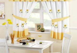 655x655px Kitchen Window Curtains Picture in Curtain