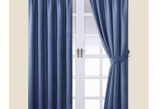 900x900px Pleated Curtains Picture in Curtain