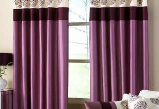 2000x2220px Plum Curtains Picture in Curtain