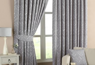 800x999px Silver Curtains Picture in Curtain