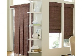 600x600px Sliding Panel Curtains Picture in Curtain