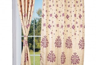 768x1000px Cupcake Curtains Picture in Curtain