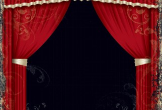 625x625px Curtain Calls Picture in Curtain