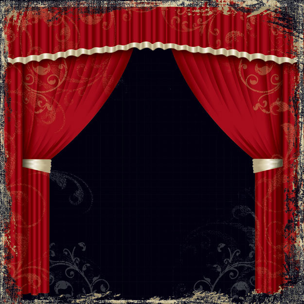 Curtain Calls in Curtain