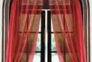 655x1088px Curved Window Curtain Rods Picture in Curtain