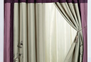 800x864px Gray Sheer Curtains Picture in Curtain
