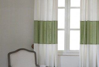 507x600px White Room Darkening Curtains Picture in Curtain