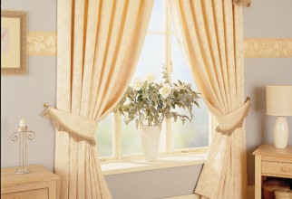 566x720px Wide Window Curtains Picture in Curtain