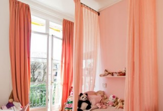 433x564px Canopy Bed Curtains For Kids Picture in Curtain