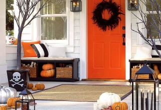 750x900px Classy Halloween Decorations Picture in inspiration