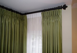 800x533px Curtain Rods For Corners Picture in Curtain