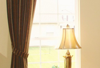 1115x1704px Hanging Curtains From The Ceiling Picture in Curtain