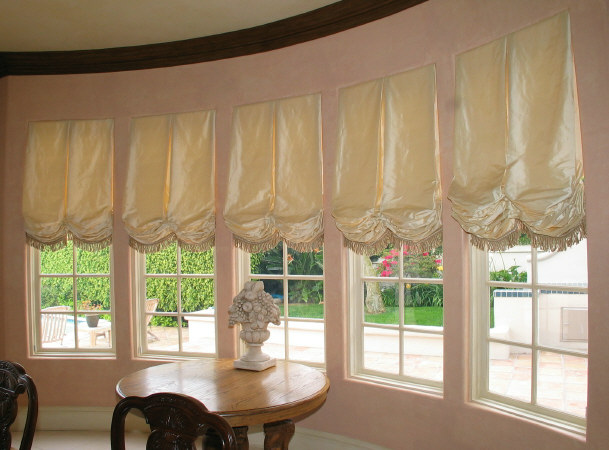 How To Make Balloon Curtains in Curtain
