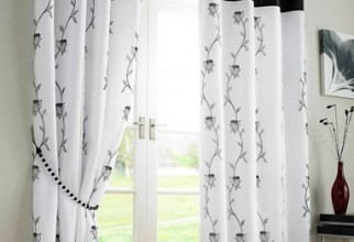 383x500px How To Make Curtain Picture in Curtain
