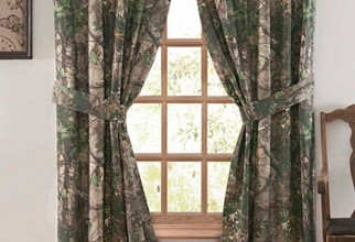 650x648px Realtree Camo Curtains Picture in Curtain