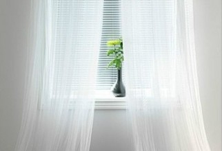 510x679px White Curtains Ikea Picture in Curtain