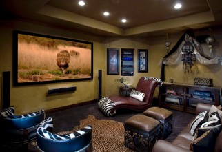 4368x2912px Home Theatre Ideas Picture in Interior Design