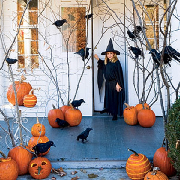 Ideas For Halloween Decorations in inspiration